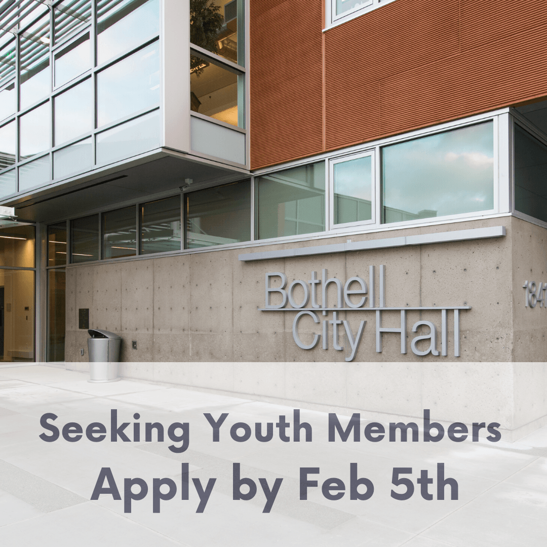 Seeking Youth Members