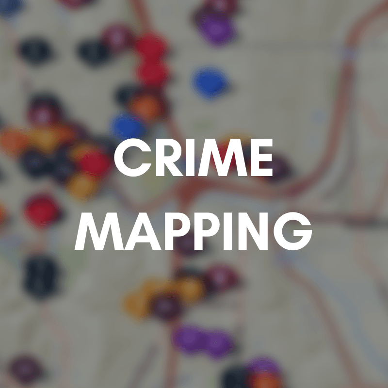 crime mapping button