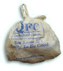 Image of bagged grocery bags